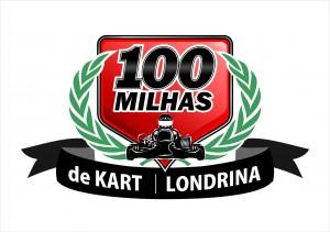 100 milhas - Logo