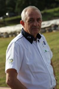 Rubens Gatti terá reunião com dirigentes e acompanhará o seminário para comissários sábado em Cascavel