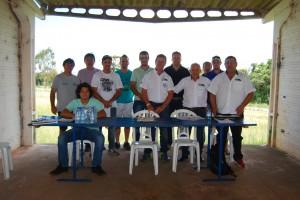 Dirigentes da FPrA e dos clubes se reuniram com preparadores sábado em Cascavel