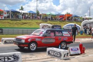 Sandro Rogério Salla Valle quebrou seu próprio recorde na categoria Turbo Street traseira, baixando o tempo de 7s441 para 6s912