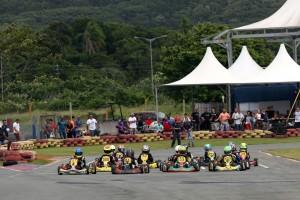 Foz do Iguaçu terá bons grids em todas as categorias na 2ª etapa do 18º Sul-Brasileiro de Kart