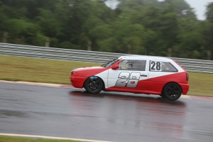 Marcel Sedano conquistou a vitória na categoria Marcas A