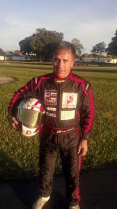 Pedro Oliveira destaca que a pista da Terra das Cataratas premia o talento dos pilotos