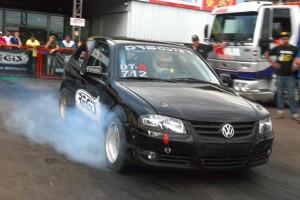 O catarinense Thiago Curti Vasconcelos defenderá a liderança da categoria Dianteira Turbo B