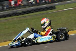 José Muggiati Neto garantiu para Curitiba o título da categoria Júnior Menor