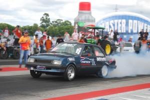 Marcus Vinicius Bruel é o campeão da categoria Traseira Street Turbo