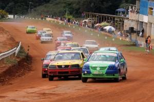 A categoria Turismo tem se notabilizado por acirradas disputas a cada etapa