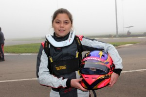 A cascavelense Luana Chaves é a primeira a garantir participação na categoria Júnior