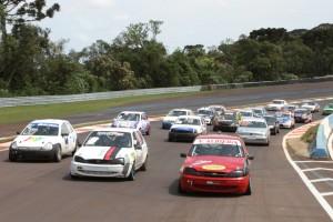 A categoria Marcas será uma das atrações deste fim de semana no autódromo de Cascavel