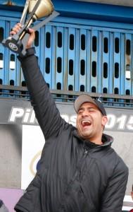 Paulo Bento venceu três etapas e só precisa estar entre os três primeiros para ser campeão da Marcas B