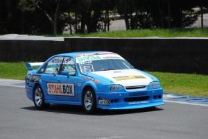 Maurício Reuter garantiu o bi na categoria Turismo 5000 ao vencer as duas provas da etapa final