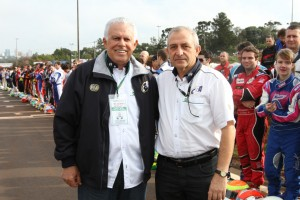 Cleyton Pinteiro e Rubens Gatti esperam repetir com a Copa Brasil o sucesso que foi o Brasileiro em Cascavel em 2012