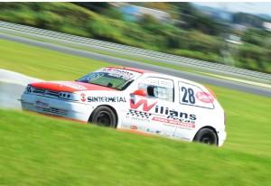 Willians Peres vai para a 2ª etapa, em Londrina, com boa vantagem na classificação do campeonato