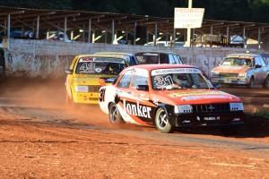 Fábio Stele venceu a empolgante Super Chev A depois de largar na pole position