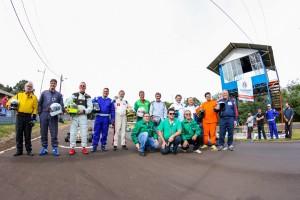 Pilotos de três estados disputaram o Brasileiro de Kart Vintage em Pato Branco, no Paraná