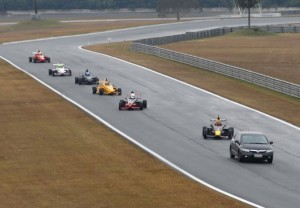 A Fórmula Premium mostra evolução técnica de seus pilotos