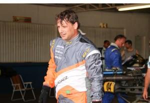 Assis Marcos Gurgacz, piloto e vice-presidente do Kart Clube de Cascavel
