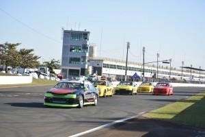 Mais uma vez a categoria Turismo 5000 mostrou competitividade