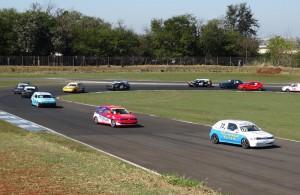 A categoria Marcas abriu a programação em Londrina no sábado à tarde