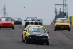 Na categoria Turismo 1.600 deu a dupla Felipe Carvalho/Juliano Bastos