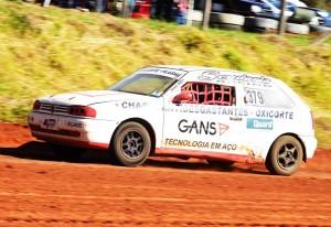 Jean Carlo Gans é o primeiro colocado na classificação da categoria Marcas B