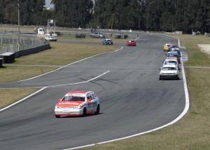 A categoria Turismo 1.600 tem a expectativa de boas disputas em Cascavel