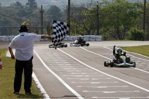 Alessandro Xavier garantiu o título da categoria Sênior A para o Paraná