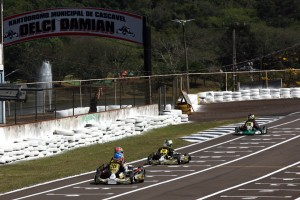 Gabriel Moura, de Santa Catarina, ganhou a disputadíssima categoria Mirim