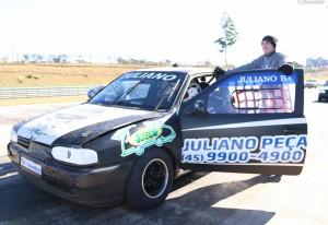 Juliano Silva é o novo campeão da categoria Turismo 1.600
