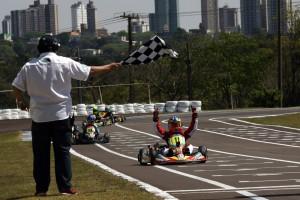 Lucas Staico garantiu para Minas Gerais a vitória na categoria Cadete