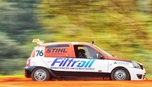 A dupla Marcos Tokarski/Marcelo Zen brilhou na categoria Turismo 1.600 Carburado