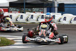 O mineiro Bruno Lima é o campeão da categoria F-4 Sênior