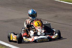 O paranaense Gabriel Dias garantiu o título de vice-campeão da categoria Shifter