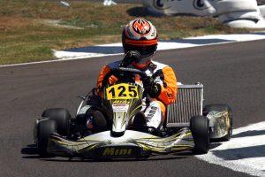 Jedson Vicente, de Cambé, foi o mais rápido da categoria Super Sênior