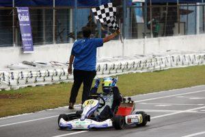 Correndo em casa, Marcos Fernandes conquistou o primeiro título de sua carreira