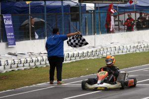 O paranaense Pedro Gurgacz largou em 16º e se sagrou vice-campeão da categoria Júnior