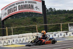 Pedro Gurgacz, vice-campeão da categoria Júnior na Copa Brasil e no Sul-Americano, irá representar o Paraná na Copa de Kart das Federações