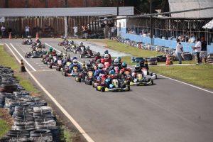 O Paranaense Light de Kart terá bons grids no Kartódromo Luigi Borghesi, em Londrina
