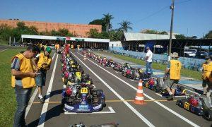 O Kartódromo Luigi Borghesi será o palco das cinco etapas do Campeonato Paranaense Light de Kart