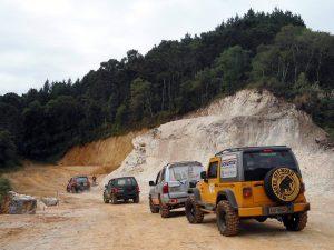 O Rali de Cambira, 2 etapa do Rali Paraná, será disputada nos dias 5 e 6 de maio