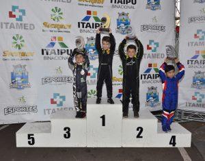 Pedro Capobiano sagrou-se vencedor da categoria Escola