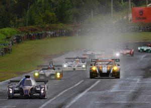 Os melhores carros de endurance do Brasil estarão amanhã e sábado em Curitiba para os 500 Km
