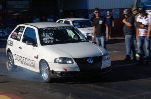 Cezar Augusto K. Ferreira lidera a categoria Dianteira Turbo B