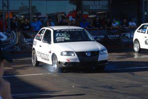Cezar Augusto Ferreira está na liderança da categoria Dianteira Turbo B