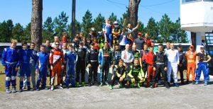 A primeira etapa contou com a participação de 39 kartistas de Curitiba e cidades na região Metropolitana da Capital Paranaense