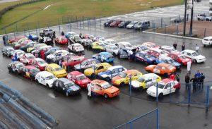 A segunda fase da temporada com excelente número de carros