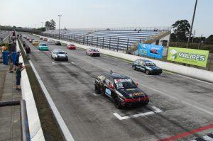 A categoria Turismo 1.6 tem uma mais uma etapa com disputadas acirradas