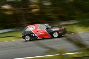 Rafael Barranco lidera a categoria Marcas B com 67 pontos de vantagem para o vice-líder