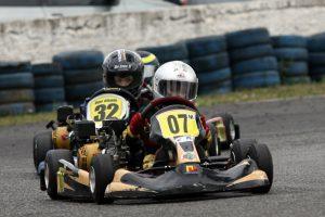 Rômulo Henrique venceu a categoria Mirim e passa a ser o novo líder do campeonato