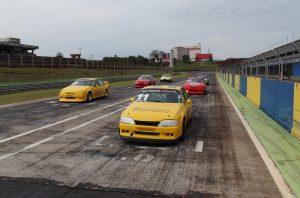 A Turismo 5000 chamnou a atenção dos oestinos pela potencial dos motores